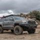 Toyota Tacoma Fuel Zephyr Beadlock - D101 Rims