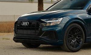 Audi Q8 with Rotiform JDR Wheels