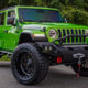 Jeep Wrangler Rubicon Fuel Triton - D581 Rims