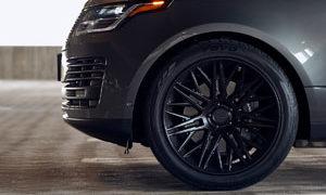 Land Rover Range Rover Rotiform JDR Wheels