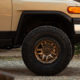 Toyota FJ Cruiser Fuel Ammo - D270 Wheels