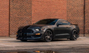 Ford Mustang Shelby GT350 with Niche Carina – M236 Wheels