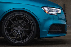 Audi A3 with Niche Rainier – M239 Rims