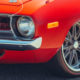 Plymouth Barracuda with US Mags Rambler – U111 Wheels