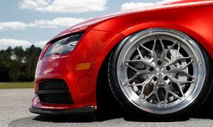 Audi A7 Rotiform BTC Wheels