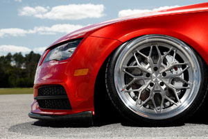Audi A7 Rotiform BTC Wheels