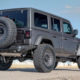 Jeep Wrangler with Fuel Militia - D726 Rims