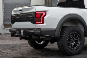 Ford F-150 Raptor Fuel Rebel 6 - D680 Wheels