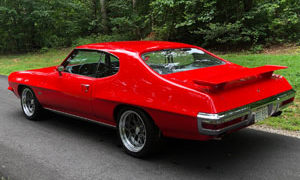 Pontiac GTO with US Mags PT.3 - U381 wheels