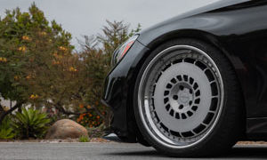 Mercedes-Benz S550 Coupe with Rotiform CCV Wheels