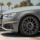 Audi S4 Rotiform OZR wheels
