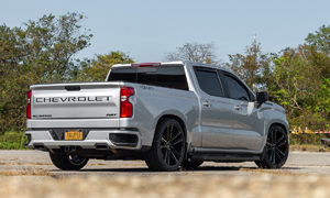 Chevrolet Silverado RST with DUB Flex – S256 wheels