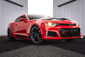 Chevrolet Camaro with Niche Arrow – M259 Rims