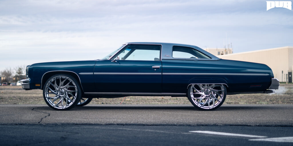 Chevrolet Impala Coupe DUB GOAT - S258 Wheels