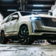 Cadillac Escalade with DUB G.O.A.T. – S259 Wheels