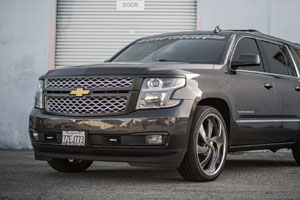 Chevrolet Suburban US Mags Desperado 6 - U133 Wheels