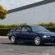 E46 Interlagos Blue BMW M3 with Rotiform TUF-R wheels