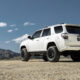 Toyota 4Runner with Fuel Rush – D766 Rims