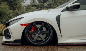 Honda Civic Type R with Niche Altair - M192 Wheels