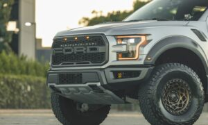 Ford F-150 Raptor with Fuel Unit – D785 wheels and BF Goodrich Tires