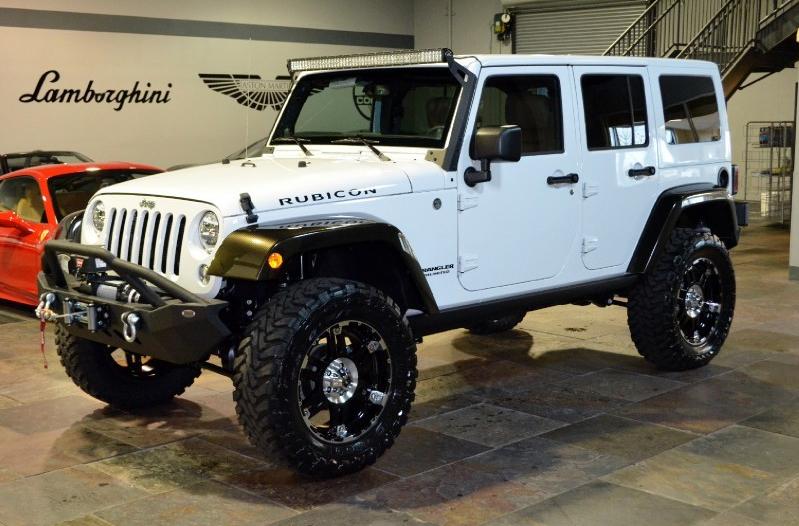 Jeep Sahara Roof Rack Off Road Wheels: Meet the Jeep Wrangler Rubicon with XD Wheels