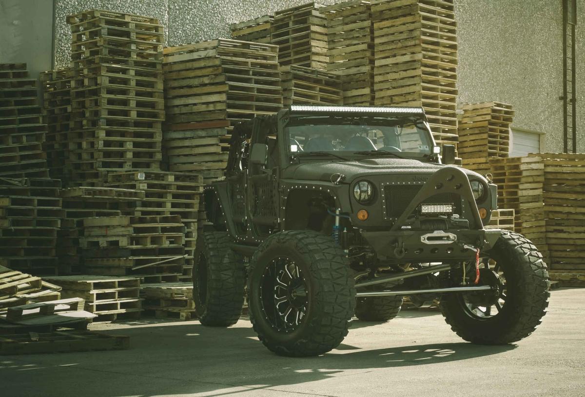 Jeep Full Full Metal Jacket Jeep
