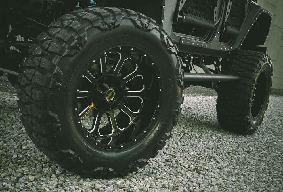 Jeep Wrangler Xd Wheels
