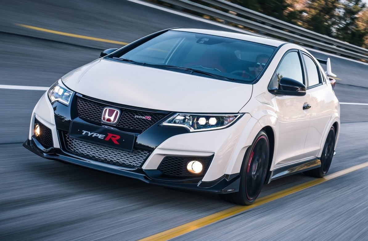 the new honda civic type r is more than just 19 rims and. Black Bedroom Furniture Sets. Home Design Ideas