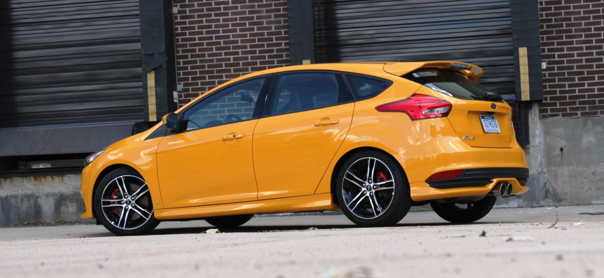 Screech those Wheels and Tires with the Ford Performance Kit
