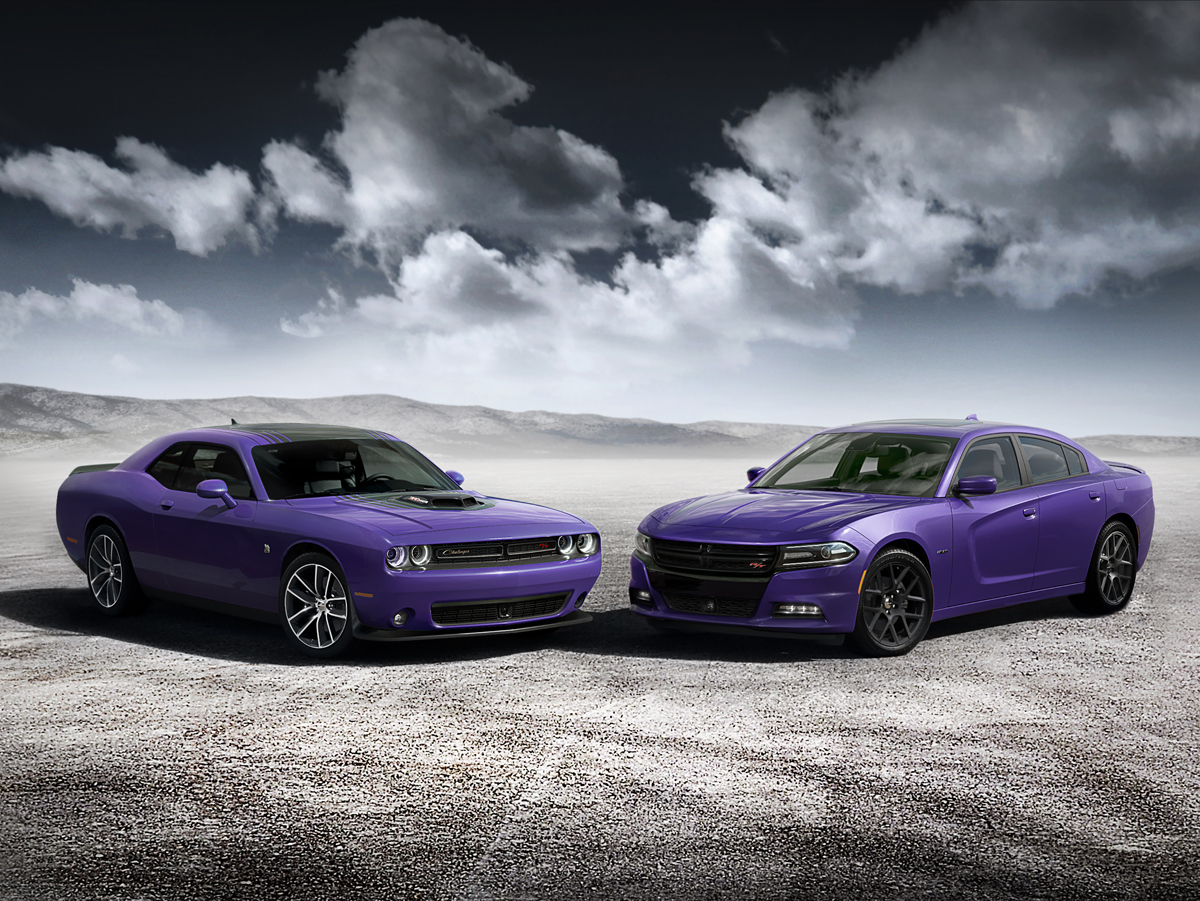 go plum crazy with dodge and spin those rims and tires. Black Bedroom Furniture Sets. Home Design Ideas