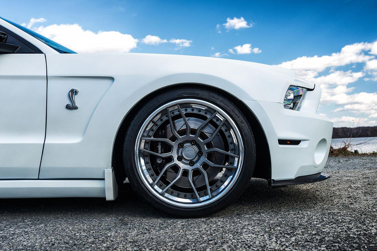 Gt500 Mustang 2015 >> Feel the Power with this Shelby GT500 and Niche Wheels