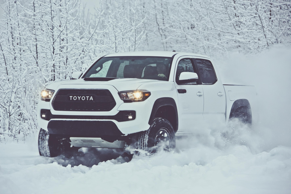 get new toyota tacoma wheels with the 2017 trd pro. Black Bedroom Furniture Sets. Home Design Ideas