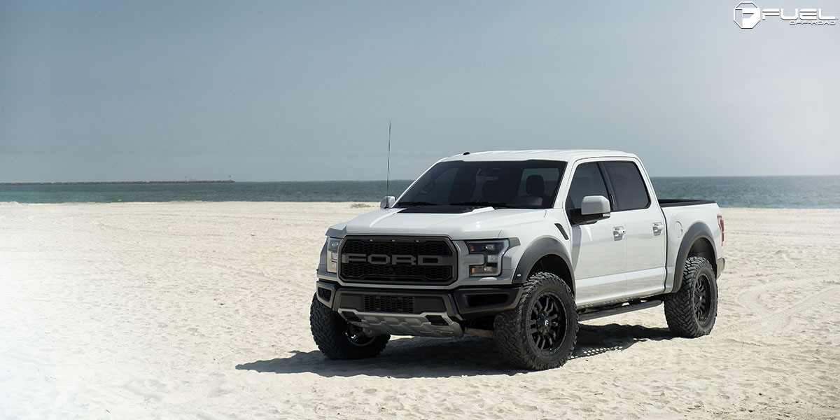 The new Ford F-150 Raptor might have lost some of its raw feeling, but ...