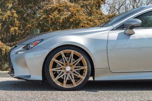 Lexus RC 300 Niche Savona Wheels
