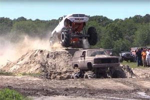 Mud Jump Truck Wheels
