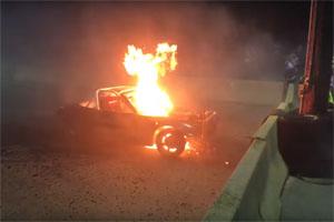 Miata Burnout Rims and Tires