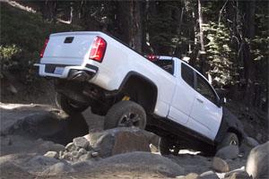 Chevrolet Colorado ZR2 Truck Rims