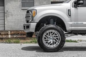 Ford F-250 Super Duty Fuel Triton - D210 Wheels