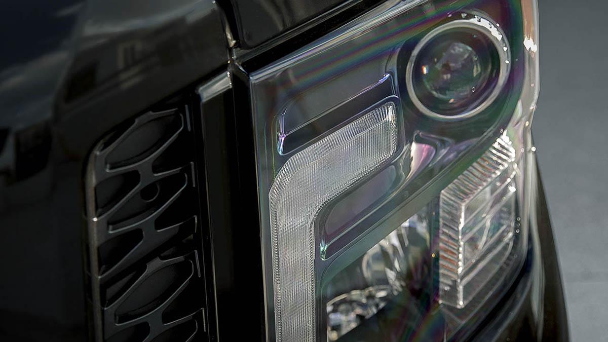 Go Dark With Nissan Titan Midnight Edition On Black Wheels